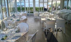 Restaurant ou autre lieu de restauration dans l'établissement Oasi Verde
