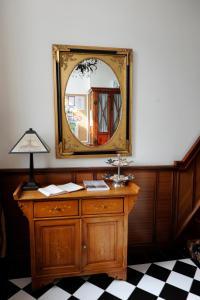 A bathroom at Logement Garjen