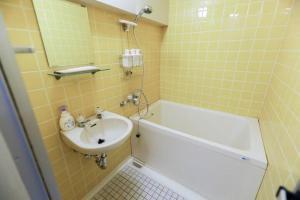 A bathroom at Riviere Dotonbori - Vacation STAY 8022
