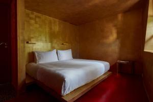 Un ou plusieurs lits dans un hébergement de l'établissement Les Andéols
