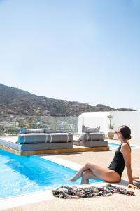 Guests staying at Levantes Ios Boutique Hotel