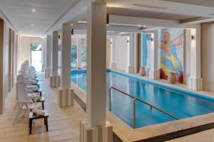 The swimming pool at or near Spa Hotel La Reserve