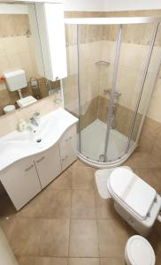 Ванная комната в Apartments Ragusa