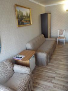 Гостиная зона в Guest house on Pavlova 75