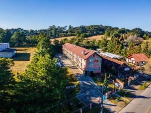 A bird's-eye view of Garden Canela Hotel