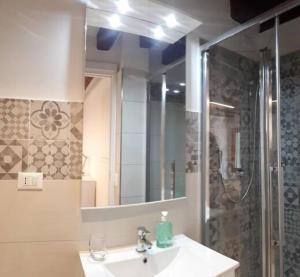 Um banheiro em Cà Del Tentor