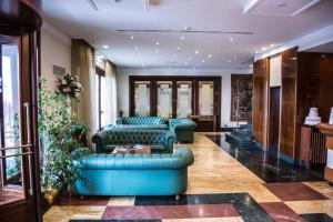 The lobby or reception area at Domus Caesari