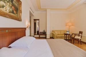 A bed or beds in a room at Amadria Park Hotel Agava