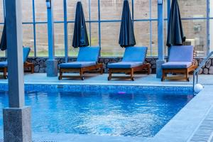 The swimming pool at or close to Life Hotel Valle Sagrado