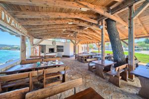 Ristorante o altro punto ristoro di Apartments & Bungalows Ivanović