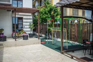 Детская игровая зона в Апартаменты в Олимпийском Парке