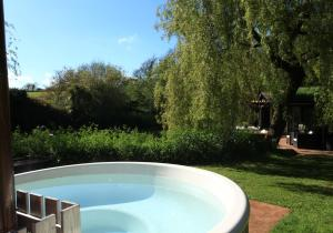 The swimming pool at or close to The Lakehouse