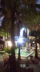 The swimming pool at or near Pousada d'Ibiza