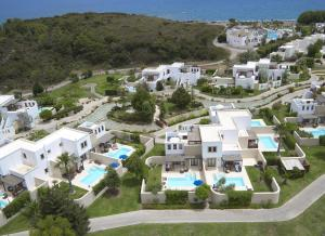 A bird's-eye view of Lindian Village & Suites