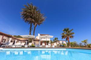 Piscine de l'établissement Es Pas Formentera Agroturismo ou située à proximité
