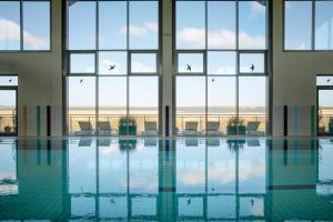 The swimming pool at or near TUI BLUE Sylt