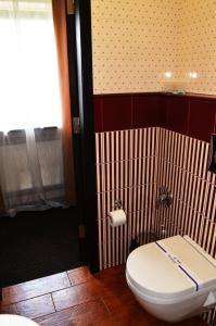 Vonios kambarys apgyvendinimo įstaigoje Tsaritsynskiy Hotel