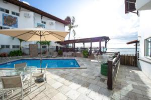 A piscina localizada em Hotel Costeiro ou nos arredores