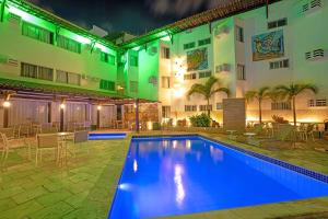 The swimming pool at or near Hotel Costeiro