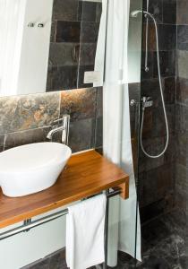 A bathroom at Hotel Jurmala Spa