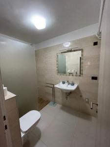 A bathroom at Istria Apartments Lila