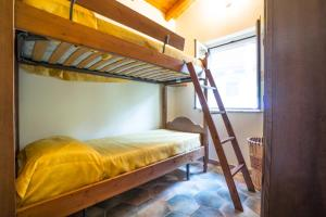 A bunk bed or bunk beds in a room at Ciccillo