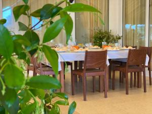 A restaurant or other place to eat at Hotel Plamena Palace