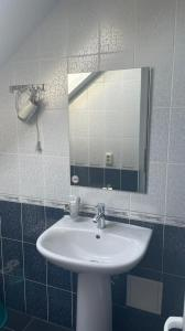 A bathroom at Guest House Elena