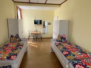 TV/Unterhaltungsangebot in der Unterkunft Hotel Schönbrunnen