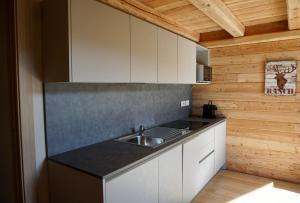 Cucina o angolo cottura di Alpi Azzurre