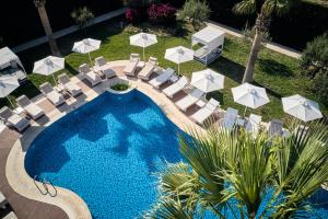 A view of the pool at Lesante Classic, a member of Preferred Hotels & Resorts or nearby
