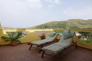 A balcony or terrace at BellaVista