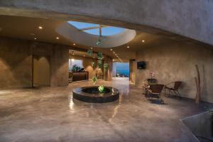 The lobby or reception area at Andronis Concept Wellness Resort