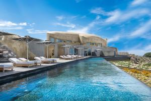 The swimming pool at or near Andronis Concept Wellness Resort