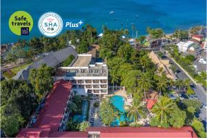 A bird's-eye view of Patong Lodge Hotel - SHA Plus