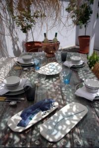 Un restaurante o sitio para comer en La Pluma
