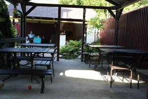 A porch or other outdoor area at Guest House Eugenia