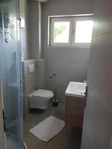 Kupaonica u objektu Bed & Breakfast Dora
