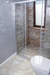 A bathroom at Carpe Diem Spa