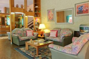 Гостиная зона в Hotel Parco dei Pini