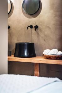 Cama o camas de una habitación en San Giorgio