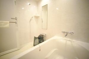A bathroom at MATRICX International Hotel