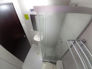 ホテル サガルナガにあるバスルーム