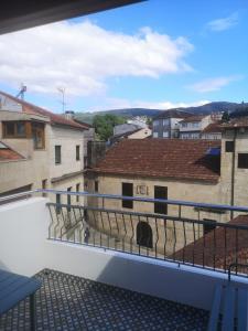 A balcony or terrace at Rua do Medio