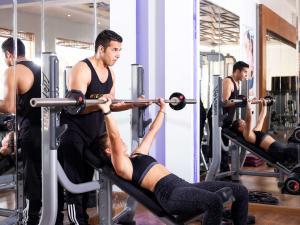 Фитнес-центр и/или тренажеры в Movenpick Resort & Spa El Gouna