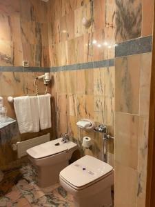 Un baño de Hotel II Virrey