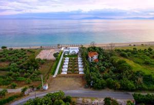 Άποψη από ψηλά του Sueno Luxury Bungalows