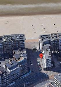 Een luchtfoto van Check-Inn 1 - ADULTS ONLY