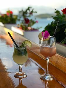 Drinks at Hotel Mira Mare