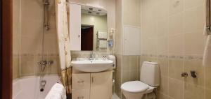 Ванная комната в Оздоровительный Комплекс «Сосны»
